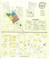 Montgomery City, Missouri, 1917 March, sheet 1