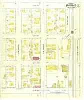 Montgomery City, Missouri, 1917 March, sheet 3