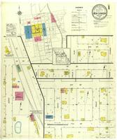 New London, Missouri, 1917 January, sheet 1