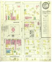 Neosho, Missouri, 1891 August, sheet 1
