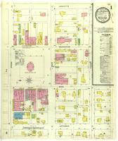 Neosho, Missouri, 1896 July, sheet 1