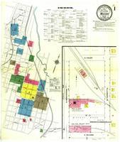 Neosho, Missouri, 1909 November, sheet 1