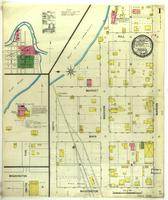 Paris, Missouri, 1893 February, sheet 1