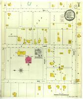 Morrisville, Missouri, 1900 July, sheet 1