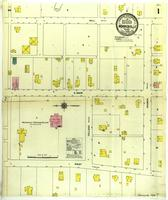 Morrisville, Missouri, 1909 December, sheet 1