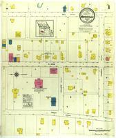 Morrisville, Missouri, 1917 August, sheet 1