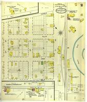 Platte City, Missouri, 1892 December, sheet 2