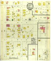 Platte City, Missouri, 1900 June, sheet 1