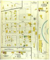 Platte City, Missouri, 1900 June, sheet 3