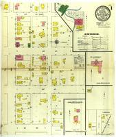 Platte City, Missouri, 1909 December, sheet 1