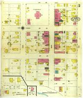 Platte City, Missouri, 1909 December, sheet 2