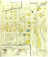 Platte City, Missouri, 1909 December, sheet 3