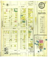 Pierce City, Missouri, 1891 August, sheet 1