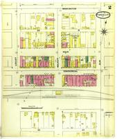 Pierce City, Missouri, 1891 August, sheet 2
