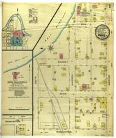 Paris, Missouri, 1886 May, sheet 1