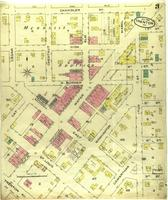 Trenton, Missouri, 1886 March, sheet 3