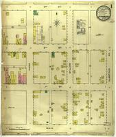 Stanberry, Missouri, 1886 April, sheet 1