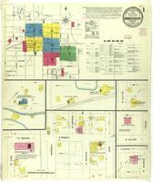 Warrensburg, Missouri, 1907 October, sheet 1