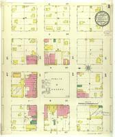 Unionville, Missouri, 1893 November, sheet 1