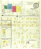 Unionville, Missouri, 1909 September, sheet 1