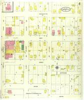 Unionville, Missouri, 1909 September, sheet 4