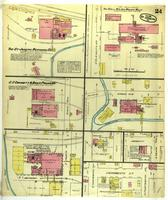 St. Joseph, Missouri maps: 1883 August