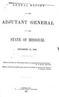 Annual report of the Adjutant General of the State of Missouri, December 31, 1863