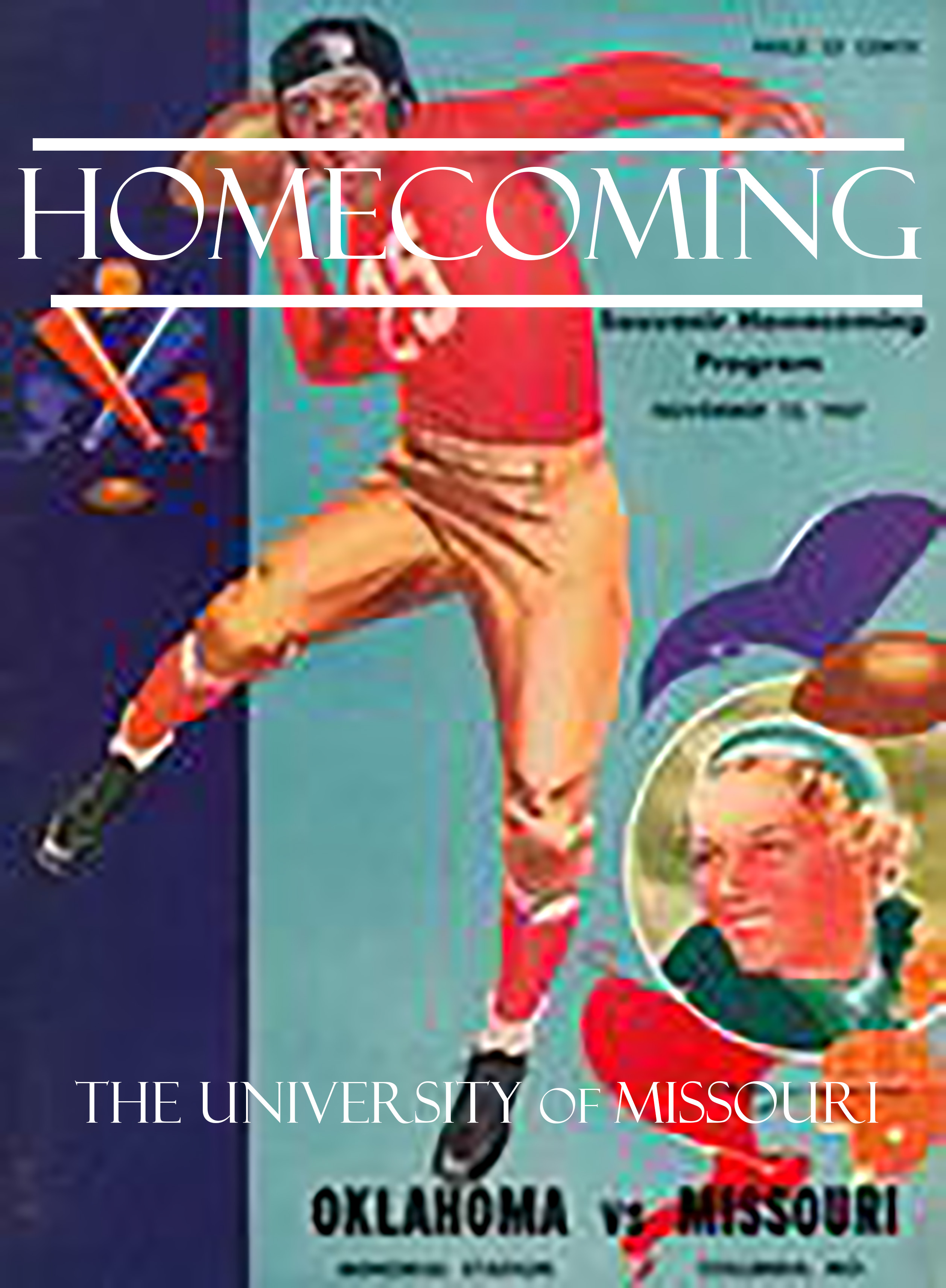 Homecoming at Mizzou (Collection)