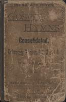 Gospel hymns consolidated, shape note edition