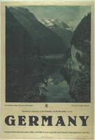 Germany : the Koenigssee (King's Lake) near Berchtesgaden