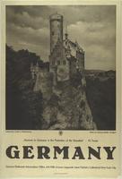 Germany : Lichtenstein Castle in Württemberg