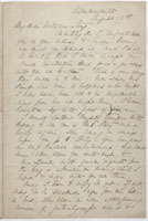 Leigh Hunt Correspondences