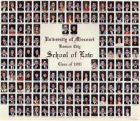 Class of 1991 School of Law