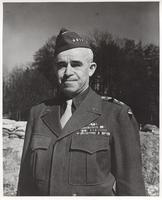 Photograph of General Omar Bradley