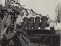 Photograph of unidentified machinery