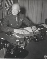 Photo of General Dwight D. Eisenhower
