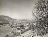 Photo of village shot from a distance