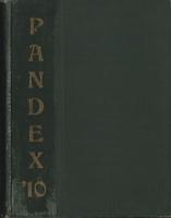 Pandex, 1910