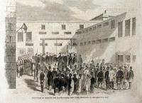 Execution of Gordon the Slavetrader, New York, February 21, 1862