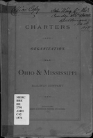 Charters and Organization
