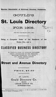 Gould's St. Louis Directory for 1908