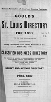 Gould's St. Louis Directory for 1911