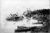 Wreck of the Chalmette