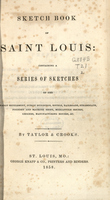 Sketch Book of Saint Louis
