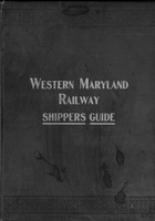 Shippers' guide : containing alphabetical and geographical list of stations, shippers and receivers of freight...