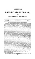 American Railroad Journal April 1, 1840