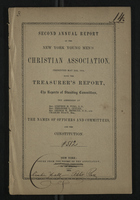 Second Annual Report of the New York Young Men's Christian Association