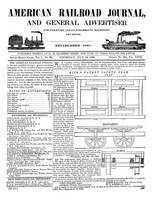 American Railroad Journal July 10, 1845