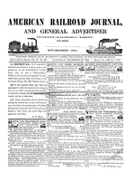 American Railroad Journal December 26, 1846