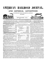 American Railroad Journal October 2, 1847